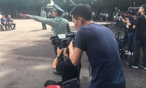 4K活動攝影三機