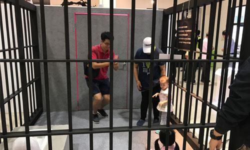 台中監獄反毒活動