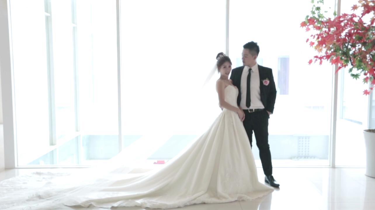 影片拍攝/婚禮紀錄Sky + Apple Wedding
