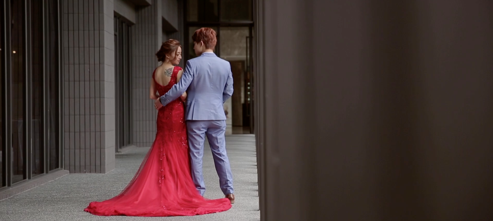 影片拍攝/婚禮紀錄/Fei+Blair Weddingt