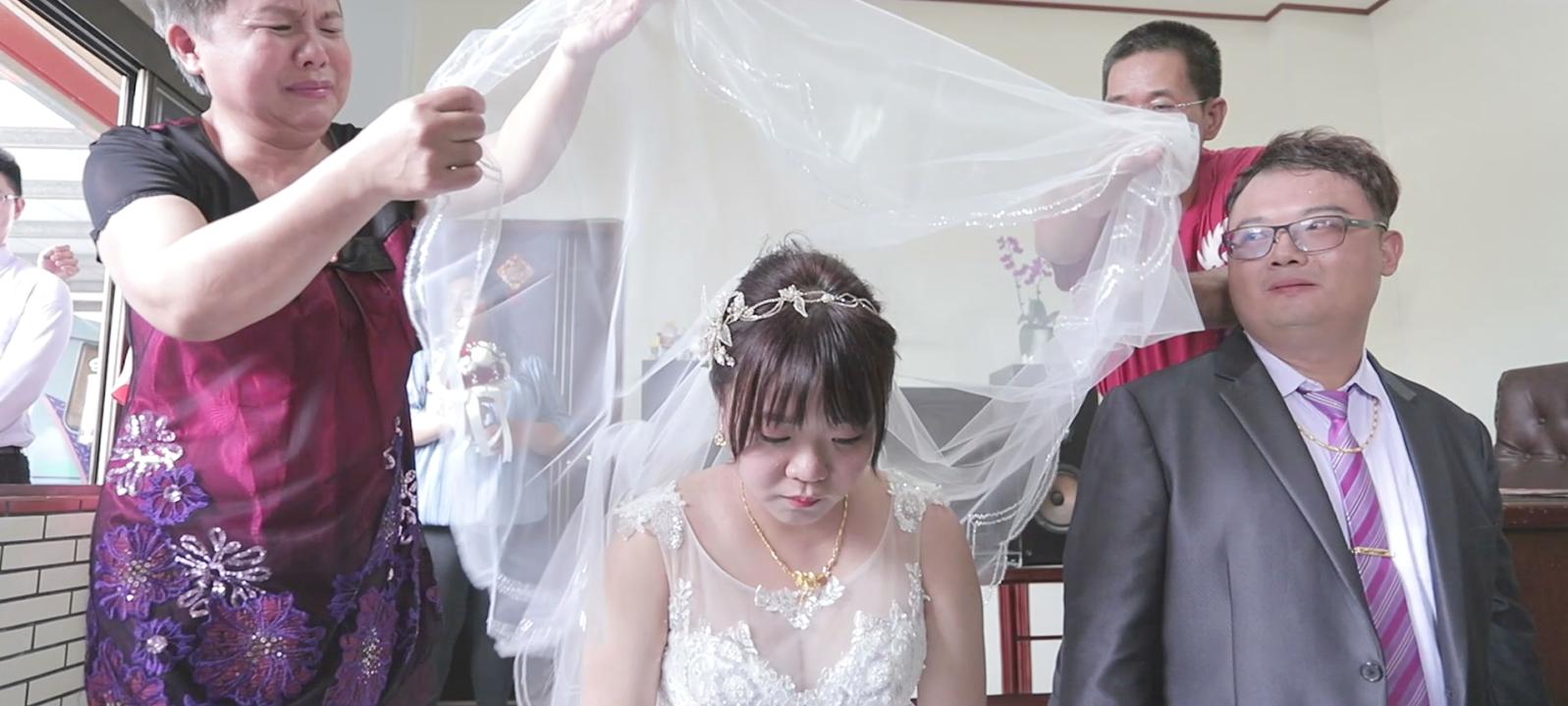 影片拍攝/婚禮紀錄/富傑+冠妏 Wedding