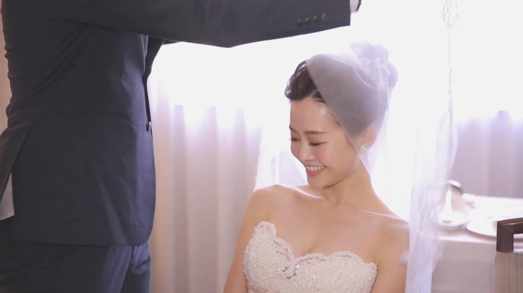 影片拍攝/婚禮紀錄/Hans + Joyce Wedding