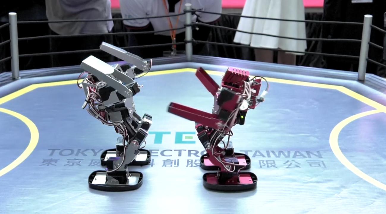 影片拍攝/東京威力機器人大戰