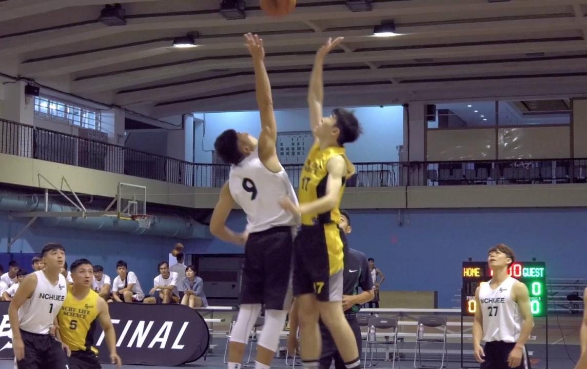 影片拍攝/競賽活動/運動會/中興大學系對抗籃球比賽