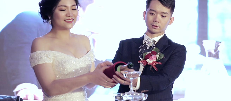 影片拍攝/婚禮紀錄/辰豪+汶娟 Wedding