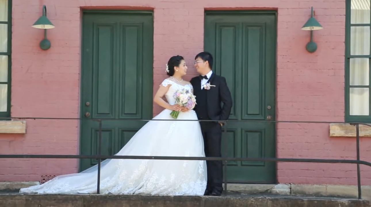 影片拍攝/婚禮紀錄/海外婚禮 Jenny + Eason Sydney Wedding