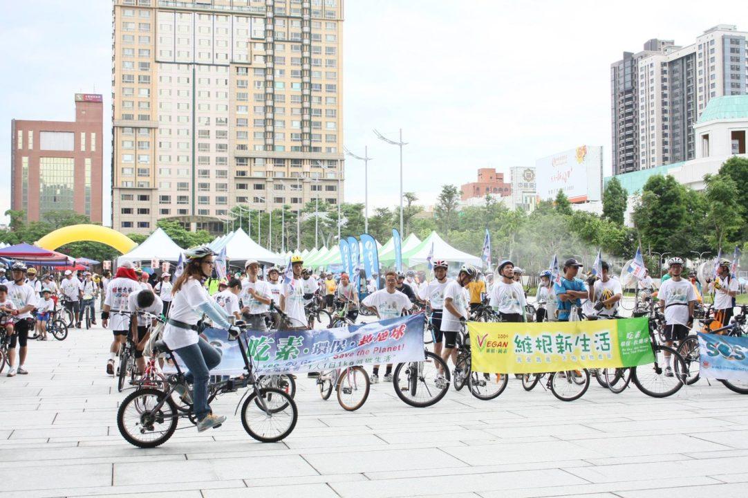 燈光音響/LED牆/時報集團-旺世太平環保日活動